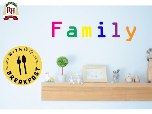 【ファミリープラン】朝食付き/1時間の延長無料で家族旅行を応援♪観光なら鞆の浦や尾道へ