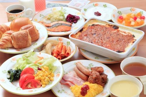 【連泊】4泊以上でお得な連泊プラン朝食付き