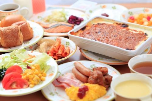 【朝食付プラン】 元気に朝ごはん♪サイゼリヤの朝食バイキング♪