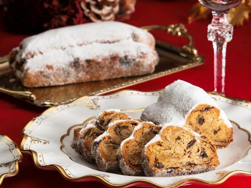【クリスマス期間限定】ドイツの伝統菓子シュトーレン付きプラン 朝食付き