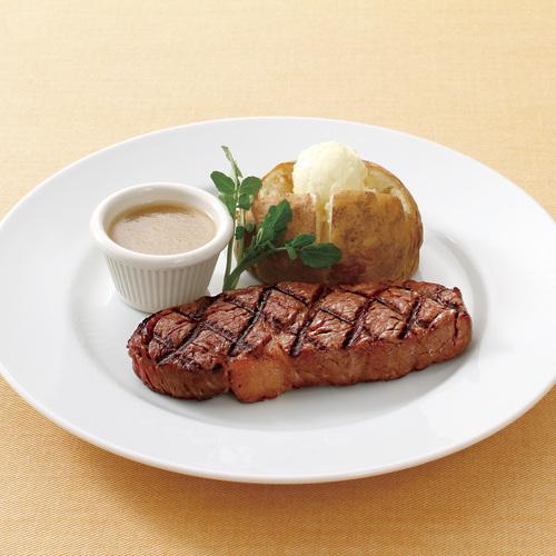 【2食付】シズラーでの朝食とメインが選べる夕食付プラン