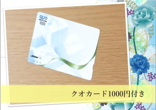 【ビジネス応援!】期間限定のQuoカード1,000円付プラン ~素泊まり~ *GoTo対象外