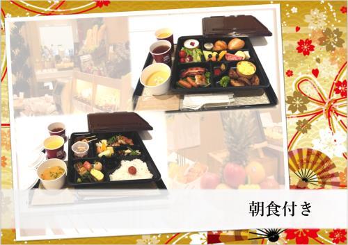 ≪セットメニューでご提供≫【自慢の朝食付きプラン】浅草・東京観光/ビジネス利用に