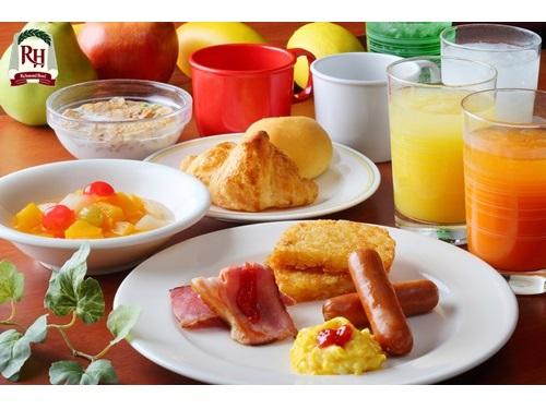 開業記念プラン!朝食付き