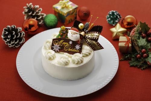 【数量限定】ロイヤル特製クリスマス生ケーキ付プラン 12時チェックアウト