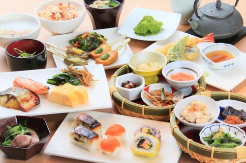 【カップル・ファミリー・ビジネス】シンプルステイプラン-和洋ビュッフェ朝食付-